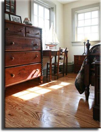 Appalachian Woods Wormy Red Oak Flooring