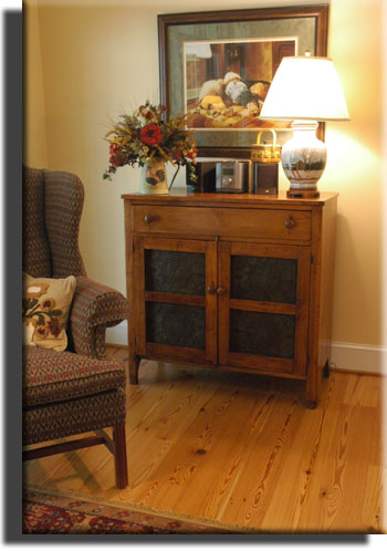 Select Heart Pine Flooring Appalachian Woods Llc