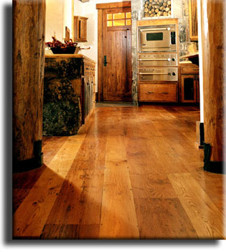 Appalachian Woods Antique Wormy Chestnut Flooring